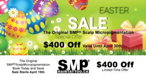 SMP HairTattoo-Easter SaleApril15-30